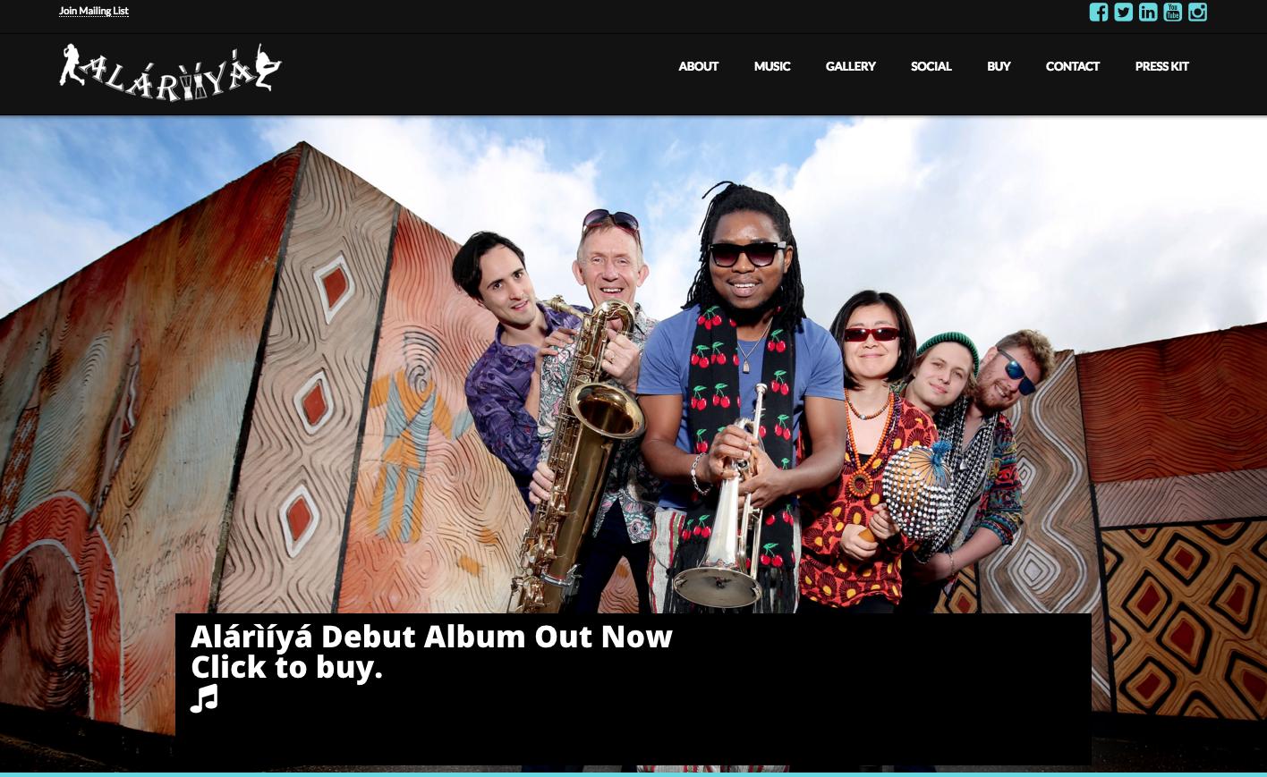 Alárìíyá Afrobeat Band