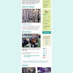 Abbotsford Market eNews Template