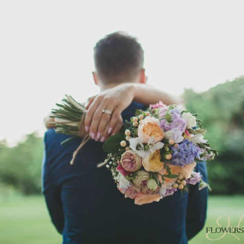 Wedding Flowers by Julia Rose